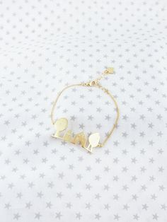 Bracelet or Hometown par Grizzly Chéri sur you may love it shop