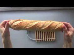 Bageta, ktorú si zamilujete. Kto raz ochutná domácu kváskovú bagetu, už si viac nepôjde kúpiť do obchodu. Čistá chuť, chrumkavá na dotyk aj v ústach... Ciabatta, Bread, Food, Brot, Essen, Baking, Meals, Breads, Buns