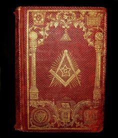 69 best antique freemasonry books images on pinterest antique 1859 antique freemasonry masonic secret manual occult illuminati knights templar fandeluxe Gallery