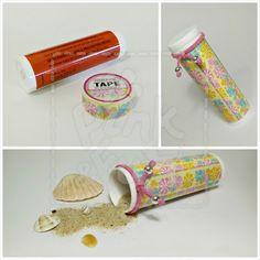 Pink & Fun: Caixinha Reciclada