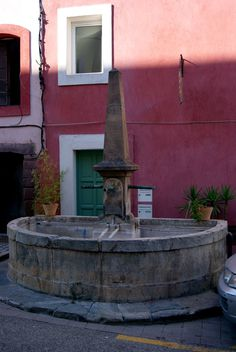 Bagnols-en-Forêt, Var. Monuments, Le Village, Fountain, France, Outdoor Decor, Home Decor, Designer Fonts, Wash Tubs, Decoration Home