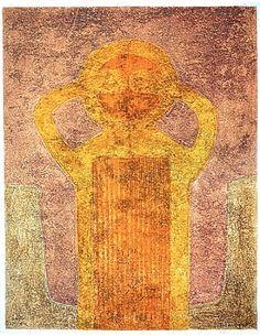 Vergonzoso - Rufino Tamayo www.artexperiencenyc.com