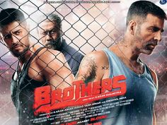Akshay Kumar-starrer Brothers (above) is about boxing. - India Today