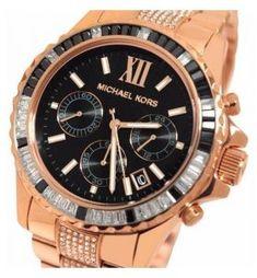 055d35b1edf Acessórios femininos. Relógio Feminino Michael Kors Modelo Mk 5875