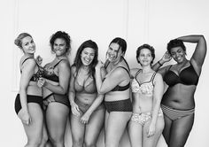 """La campaña #ImNoAngel de Lane Bryant es todo un éxito pero ¿es posible que se esté abriendo una brecha en los estereotipos femeninos? Analizamos la moda """"curvy"""" y hablamos sobre la diversidad en la belleza"""