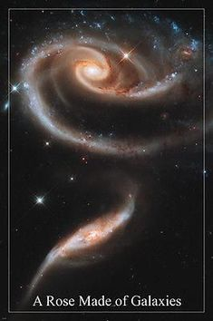 ⚘A Cosmic Rose of Galaxies, Arp 273 in the Andromeda Constellation – the di… – Whirlpool Galaxy-Andromeda Galaxy-Black Holes Andromeda Constellation, Orion Nebula, Andromeda Galaxy, Helix Nebula, Carina Nebula, Cosmos, Hubble Space Telescope, Space And Astronomy, Telescope Images