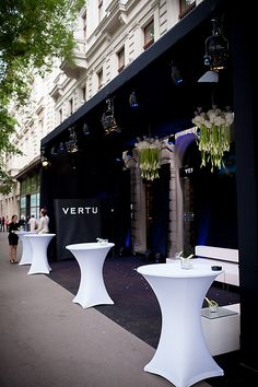 Vertu Store Opening party - 2013
