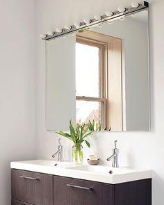 10 idées futées... salle de bains nettoyée | Les idées de ma maison © TVA Publications | © Rodolf Noël #deco #salledebain #idees #nettoyage #miroir