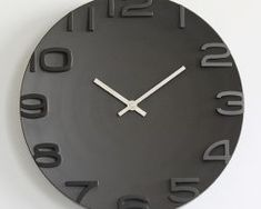 Moderné-nástenné-hodiny-Silence.-1 Clock, Wall, Decor, Watch, Decoration, Clocks, Walls, Decorating, Deco