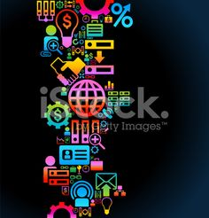 background business symbol royalty-free stock vector art