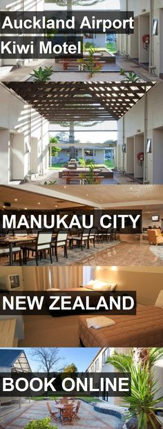 Hotel Auckland Airport Kiwi Motel in Manukau City, New Zealand. For more information, photos, reviews and best prices please follow the link. #NewZealand #ManukauCity #AucklandAirportKiwiMotel #hotel #travel #vacation