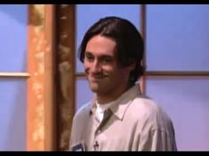 Jon Hamm on a '90s dating show? Check out the hair!
