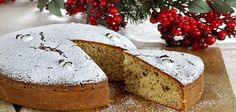 "Traditional Greek New Year Cake ""Vasilopita"" recipe New Year's Desserts, Greek Desserts, Greek Recipes, Greek Easter Bread, Italian Easter Bread, Greek Christmas, Christmas Bread, Christmas Time, Christmas Cakes"