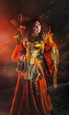 Warhammer 40,000 Cosplay - Inquisitor Ordo Malleus by alberti on deviantART