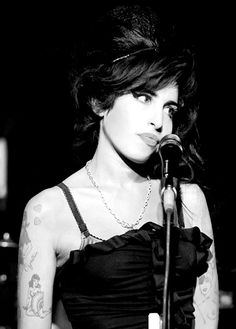 Amy Winehouse way too cool for this life