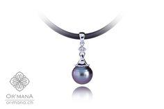 Tahiti pearl pendant. Pearl Pendant, Pendant Necklace, Tahiti, Handmade Jewelry, Pearls, Pendant, Beads, Hand Print Ornament, Pearl