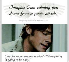 [hyperventilating] I can't Sam! I can't.