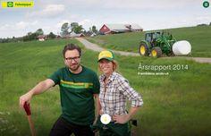 Annual report for Felleskjøpet - Website of the Day - 12 May 2015 http://www.csswinner.com/details/annual-report-for-felleskjpet/9178
