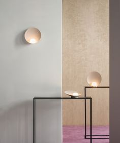 Musa is a minimalist lamp designed by Stockholm-based studio Note Design Studio for Vibia. Musa is a lamp of organic qualities that attracts the eye due to its lighting function. A delicate and elegant design where a symbiotic interaction is established between the small hand blown opal glass-sphere and the dish that holds and reflects it. The distinctive composition of two circles, one of light and the other of support, marks its balanced formal expression and its functional performance as…