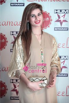 Sonia Haider at House of Shamaeel Retail Outlet in Karachi