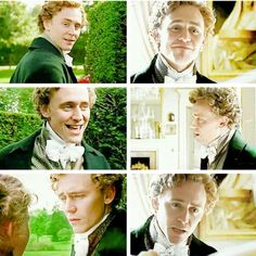 Baby Hiddles in Miss Austen Regrets... Need to watch!! Does he have a large role in it?