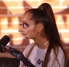Find images and videos about ariana grande and meme on We Heart It - the app to get lost in what you love. Funny Profile Pictures, Funny Reaction Pictures, Meme Pictures, Funny Photos, Really Funny Memes, Stupid Funny Memes, Funny Relatable Memes, Meme Faces, Funny Faces