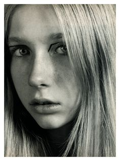Magazine: The Face Year: 1997 Models: Carly Hanger... | FashoGraphy Scans