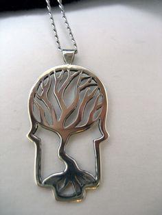 Tree of Life Hamsa by MargalitaDesigns on Etsy, $95.00