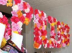 Shopgirls' Spring Window Display! | recreative works blog