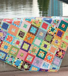 Box of Chocolates Quilt by Martingale | That Patchwork Place, via Flickr