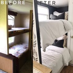 Cool 38 Superb Glamper Camper Trailer Remodel Ideas For You Camper Interior, Diy Camper, Camper Life, Camper Ideas, Rv Life, Camper Storage, Camper Van, Remodel Caravane, Camper Renovation