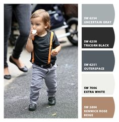 Nice Style. Chip It by Sherwin-Williams color palette generator
