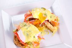 The Chew | Recipe  | Mario Batali's King Benedict Yum! Looks sooo good! Perfect for the birthday weekend!
