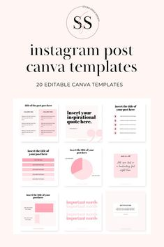 Social Media Template, Social Media Design, Social Media Content, Social Media Marketing, Facebook Marketing, Coach Instagram, Instagram Posts, Instagram Post Times, Save Instagram