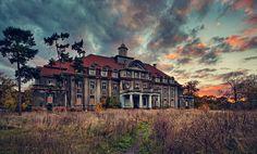 Abandoned barouqe Palace by Lukasz Malkiewicz on 500px