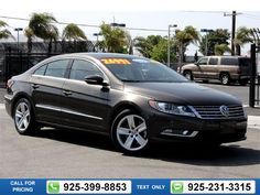2014 Volkswagen CC 2.0T Sport 29k miles Call for Price 29078 miles 925-399-8853 Transmission: Automatic  #Volkswagen #CC #used #cars #DublinVolkswagen #Dublin #CA #tapcars