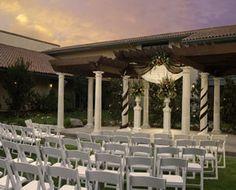 Doubletree Hotel Ontario Airport Ca Wedding