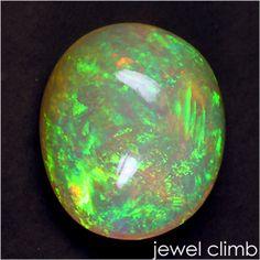 スーダン産クリスタルオパール(Crystal Opal)3.46CT