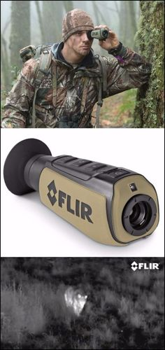 FLIR Systems Scout Thermal Imager, Detector - Realty Worlds Tactical Gear Dark Art Relationship Goals Urban Survival, Wilderness Survival, Camping Survival, Outdoor Survival, Tactical Survival, Survival Tools, Survival Prepping, Tactical Gear, Materiel Camping