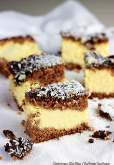 Cookies And Cream Cake, Christmas Appetizers, Healthy Sweets, Cake Recipes, French Toast, Cheesecake, Food And Drink, Cooking Recipes, Breakfast