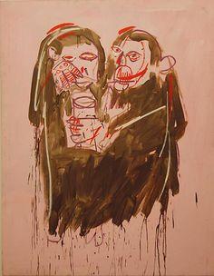 Basquiat - Valentine (1983)