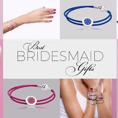 Give your bridesmaids a gift they will cherish forever and happily wear long after your wedding celebration — birthstone jewelry. Caterina Jewelry's CJ Bridal Minimalista Collection offers a selection of finely-crafted birthstone-inspired bracelets, neckl