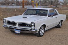 1965 Pontiac GTO 389 Tri-Power 4spd