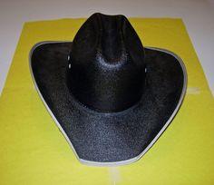 a22508dfd7b Judy s Cakes  Cowboy Hat Tutorial Fondant Cake Tutorial