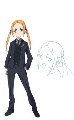 登場人物 | TVアニメ「SSSS.GRIDMAN」公式サイト Character Sheet, Character Concept, Concept Art, Combat Armor, Girls Anime, Best Waifu, Anime Sketch, Drawing Poses, Illustrations