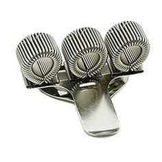 Triple Metal Pen Holder With Pocket Clip Pencil Holder, Pen Holders, Nursing Study Tips, All Nurses, Working Hands, Metal Pen, Pens And Pencils, Clips, Hand Cream