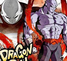 Dragon Ball Z, Goku Vs Jiren, Son Goku, Anime, Marvel, Fan Art, Ink, Wallpaper, Drawings