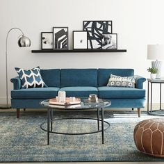 71 inspiring living room color schemes ideas will make space beautiful 57 New Living Room, Living Room Sofa, Living Room Decor, Couch Furniture, Living Room Furniture, Modern Furniture, Furniture Buyers, Furniture Stores, Cheap Furniture