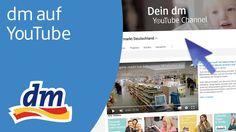 Willkommen auf dem YouTube-Kanal von dm!