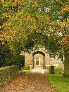 Broughton, Oxfordshire by Martin Beek, via Flickr, UK